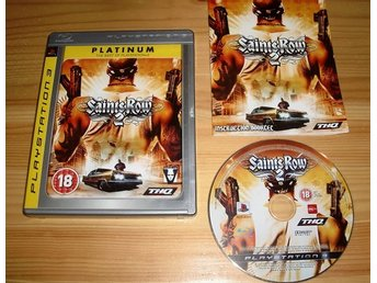 PS3: Saints Row 2