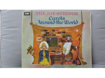 THE JOYSTRINGS -  CAROLS AROUND THE WORLD   EMI  LP  1967