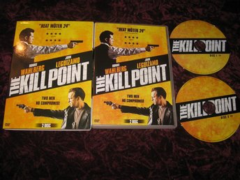 THE KILLPOINT (DONNIE WAHLBERG,JOHN LEGUIZAMO)DVD REG2
