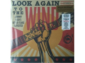 VA - LOOK AGAIN TO THE WIND JOHNNY CASH REVISITED NY LP