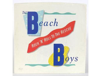The Beach Boys - Rock 'n' Roll to the rescue B-5595