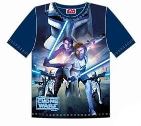 T-SHIRT - STAR WARS (2-4 ÅR)