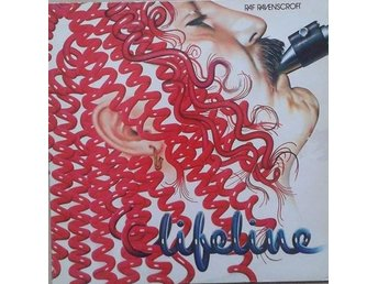 Raf Ravenscroft title*  Lifeline* Rock, Funk / Soul Swe LP