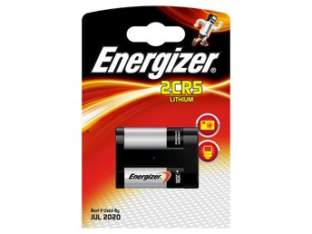 ENERGIZER Batteri 2CR5