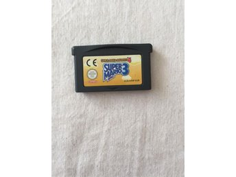 Tv Spel - Gameboy Advance - Super Mario 3