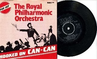 The Royal Philharmonic Orchestra, Hooked on a Can Can