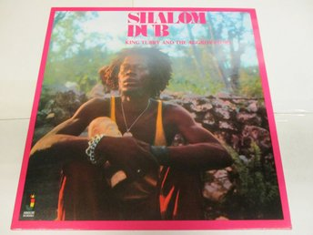 King Tubby and The Aggrovators (LP) - Shalom Dub - Ospelad!