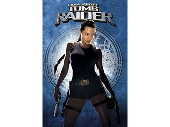 Tomb Raider - Angelina Jolie - DVD