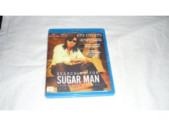 Blu-ray - Searching for sugar man - Svensk text