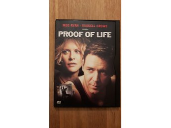 Proof Of Life DVD
