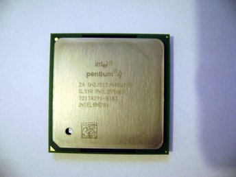 Intel Pentium 4, 2.0 GHz/512/400/1.5V, SL5YR, Philippines, socket 478 (mPGA478B)