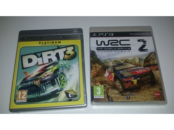 - 2-Pack Racing Dirt 3 + WRC 2 PS3 -