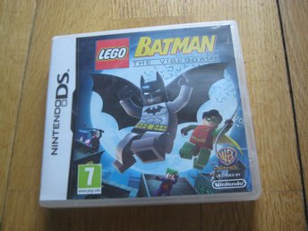 Lego Batman The  Videogame  - nintendo ds