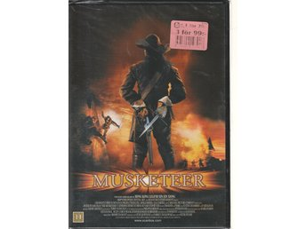 The Musketeer (Justin Chambers) 2001 - DVD NY