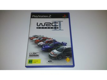 - WRC 2 Extreme PAL PS2 -