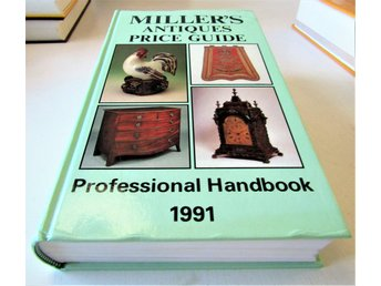 Miller´s Antiques Price Guide  1991