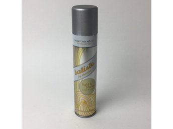 Batiste, Torrschampo, Strl: 200ml, Light & Blonde