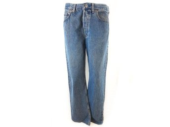 Levi Strauss & Co size 36 Jeans cotton pockets 100% blue