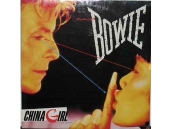 "David Bowie 12"" China Girl (Long Version) / Shake It"