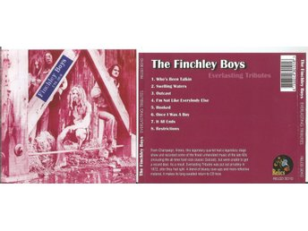 THE FINCHLEY BOYS - Everlasting Tributes (CD 1972)
