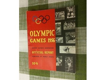 Olympic Games 1956!