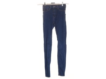 Perfect Jeans Gina Tricot, Jeans, Strl: XS, Molly, Blå