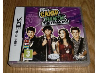 DS: Disney Camp Rock the Final Jam