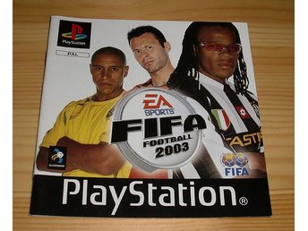 Manual PS: FIFA Football 2003