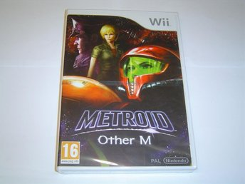 Metroid Other M Nintendo Wii *NYTT*