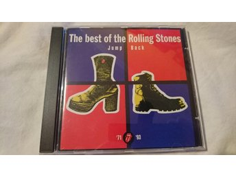 The Rolling Stones - Jump Back. Best of.
