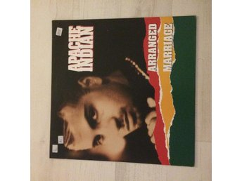 "APACHE INDIAN -ARRANGED MARRIAGE. (12"")"