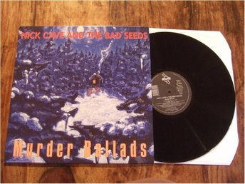 Nick Cave & The Bad Seeds / Murder Ballads (Nypress / Nyskick)