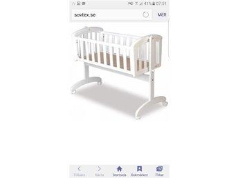 TROLL VAGGA BABYSÄNG SÄNG BABY MADRASS OCH SIDOSKYDD - Södertälje - TROLL VAGGA BABYSÄNG SÄNG BABY MADRASS OCH SIDOSKYDD - Södertälje