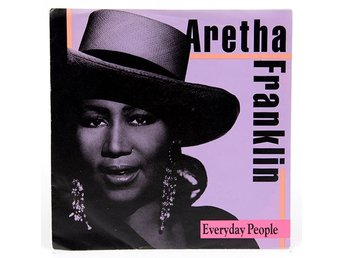 Aretha Franklin - Everyday People 114 420 Singel 1991