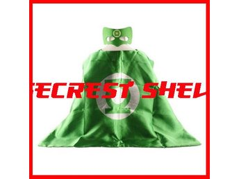 Mantel + Mask , Green Lantern