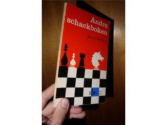 Andra Schackboken (Jostein Westberg) Schack Schackbok Chess - Olofström - Andra Schackboken (Jostein Westberg) Schack Schackbok Chess - Olofström