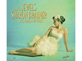 Brauner Sharon: Lounge Jewels (Vinyl LP)