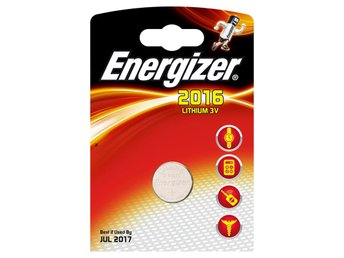 ENERGIZER Batteri CR2016