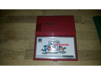 Safebuster  game and watch spel
