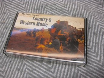 Marlboro present:Country & Western Music
