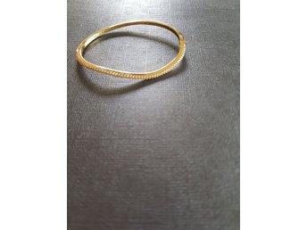 Guldfärgat armband från snö of Sweden - Hanaskog - Guldfärgat armband från snö of Sweden - Hanaskog