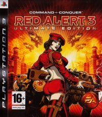 PS3 - Command & Conquer Red Alert 3 : Ultimate Edition (Beg)