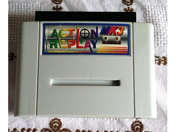 Action Replay MK3 PAL SNES