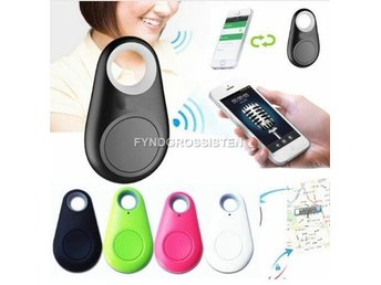GPS Locator Tag Grön Smart Bluetooth 4.0 Tracer Fri Frakt He