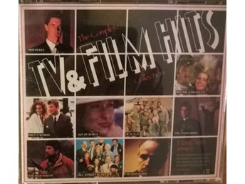 The Complete TV & Film Hits Collection, CD