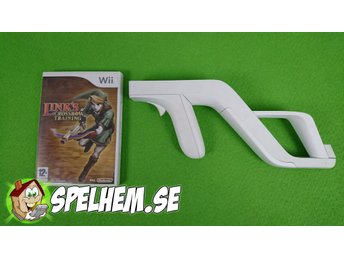 Links Crossbow Training MED Pistolen Nintendo Wii (Start 1 Krona)