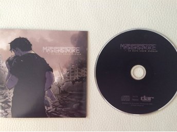 "MASTERSTROKE "" AS DAYS GROW DARKER"", EUROPE 2009, HEAVY METAL"