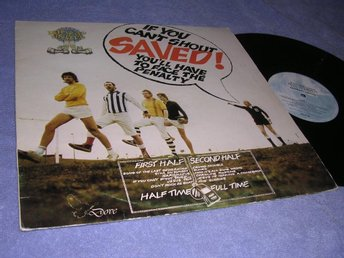 Ishmael United - If You Can't Shout... (LP) UK rock VG+/VG+