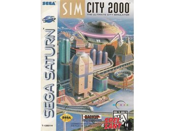 Sim city 2000 (Amerikansk Version)