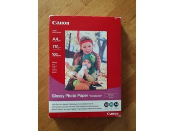 Fotopapper Canon GP-501